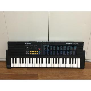 カシオ(CASIO)のCASIO TONE BANK MA-101 電子キーボード(キーボード/シンセサイザー)