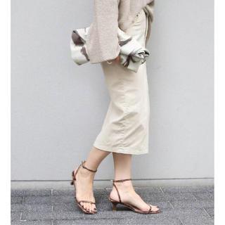 ドゥーズィエムクラス(DEUXIEME CLASSE)のDeuxieme Classe subtle shades スカート 38(ひざ丈スカート)