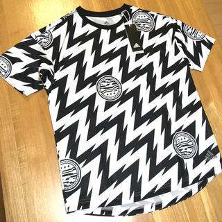 adidas - アディダス ギザギザ Tシャツ