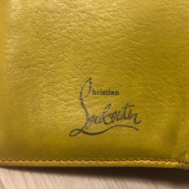 Christian Louboutin(クリスチャンルブタン)の【3日23:59まで限定価格】クリスチャンルブタン スパイク 財布  メンズのファッション小物(折り財布)の商品写真
