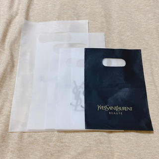 イヴサンローランボーテ(Yves Saint Laurent Beaute)のYSL他 サンプル入れ袋(ショップ袋)