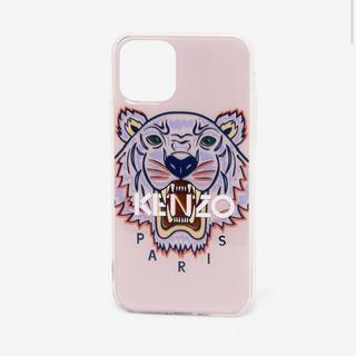 ケンゾー(KENZO)のKENZO iphoneケース 11 pro ピンク(iPhoneケース)