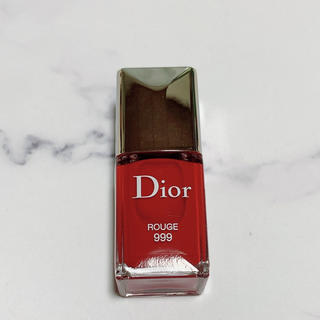 ディオール(Dior)のDior ディオール ヴェルニ 999(マニキュア)