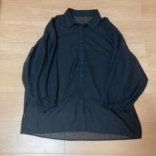 イング(INGNI)のINGNI シアーシャツ(シャツ/ブラウス(長袖/七分))