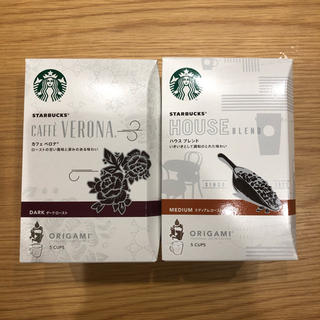 Starbucks Coffee - スターバックスオリガミコーヒー10cups