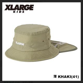 エクストララージ(XLARGE)のxlargekids☆サンシェードハット(帽子)