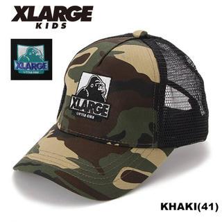 エクストララージ(XLARGE)のxlargekids☆メッシュキャップ(帽子)