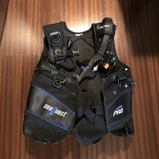Aqua Lung - BCジャケット ダイビングアラート付き(9月26日まで限定)