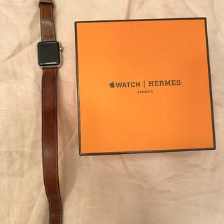 エルメス(Hermes)のアップルウォッチ エルメス シリーズ3(腕時計(デジタル))