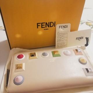 フェンディ(FENDI)の最終値下げ☆ 美品 FENDI フェンディ 財布 ウォレット(長財布)