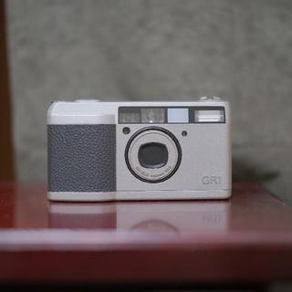 リコー(RICOH)のRICOH GR1(フィルムカメラ)