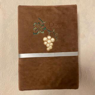 クリスチャンディオール(Christian Dior)のクリスチャンディオール ボアシーツ 未使用(シーツ/カバー)