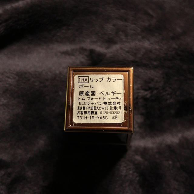 TOM FORD(トムフォード)のトムフォード ミニリップ コスメ/美容のベースメイク/化粧品(口紅)の商品写真