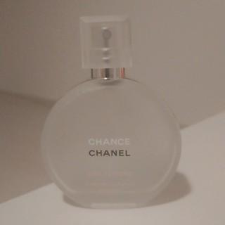 CHANEL - CHANEL CHANCE オータンドゥル ヘアミスト35ml used