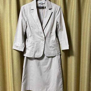 ナチュラルビューティーベーシック(NATURAL BEAUTY BASIC)のナチュラルビューティーベーシック スカートスーツ M  オフィス(スーツ)