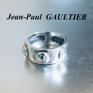 Jean-Paul GAULTIER - ジャンポール ゴルチエ925silverスタッズリング