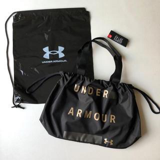 アンダーアーマー(UNDER ARMOUR)の新品 アンダーアーマー トートバッグ メンズ ジュニア エコバッグ ジムバッグ (トートバッグ)