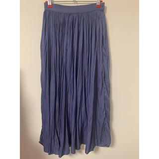ミスティウーマン(mysty woman)のミスティウーマン プリーツスカート(ロングスカート)