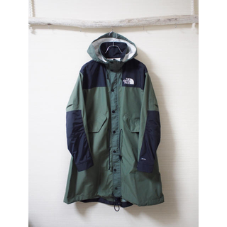 サカイ(sacai)の【THE NORTH FACE×SACAI】military coat(モッズコート)