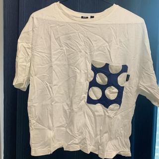 ユニクロコラボ marimekko(Tシャツ(半袖/袖なし))