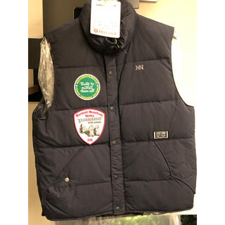 ネイバーフッド(NEIGHBORHOOD)のMarmot NEIGHBORHOOD Classic Down N-Vest(ダウンベスト)