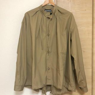 コモリ(COMOLI)の20SS monitaly スモックシャツ 新品未使用(シャツ/ブラウス(長袖/七分))