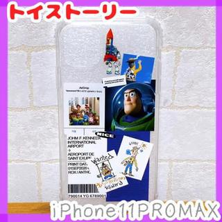Disney - 【iPhone11PROMAXケース】トイストーリー♡送料無料!ウッディ バズ