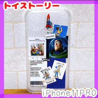 Disney - 【iPhone11PROケース】トイストーリー♡送料無料!ウッディ バズ