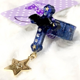 Angelic Pretty - 【新品】Dream Bat Crossリング(コン)