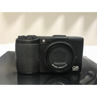 リコー(RICOH)の【美品】RICOH リコー GR GR 3【現役】(コンパクトデジタルカメラ)