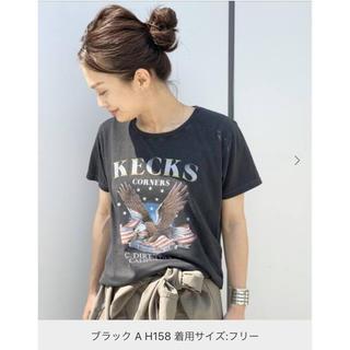 DEUXIEME CLASSE - AP STUDIO イーグルTシャツ
