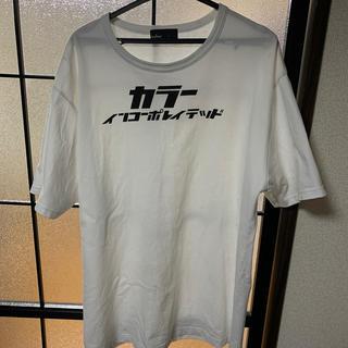 カラー(kolor)のkolor 18aw Tシャツ(Tシャツ/カットソー(半袖/袖なし))