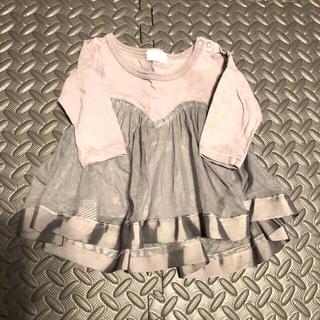 プティマイン(petit main)のまとめ買い歓迎 petitmain 秋冬服トップスサイズ80(その他)