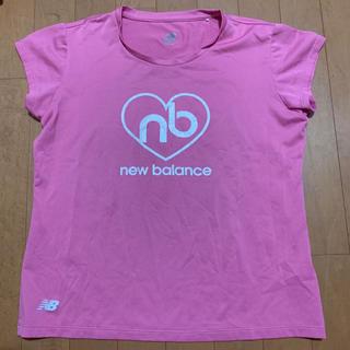 ニューバランス(New Balance)のニューバランス new balance トレーニングウェア ランニング ピンク (ウェア)