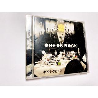 ワンオクロック(ONE OK ROCK)のONE OK ROCK CD album【ゼイタクビョウ】(ポップス/ロック(邦楽))