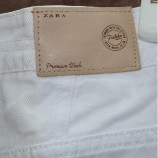 ZARA - 美品【ZARA TRAFALUC/ザラ】ダメージデニムショートパンツ