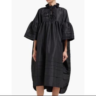 ドゥロワー(Drawer)の2019ss Cecilie Bahnsen リボン ワンピース ドレス(ひざ丈ワンピース)