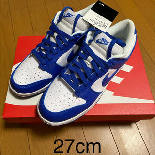 ナイキ(NIKE)のNIKE DUNK LOW SP KENTUCKY VARSITY ROYAL(スニーカー)
