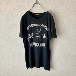 ヒステリックグラマー(HYSTERIC GLAMOUR)の【希少】HYSTERIC GLAMOUR × PLAYBOY Tシャツ 90s(Tシャツ/カットソー(半袖/袖なし))