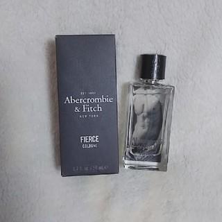 アバクロンビーアンドフィッチ(Abercrombie&Fitch)の【新品】Abercrombie&Fitch香水FIERCE(ユニセックス)