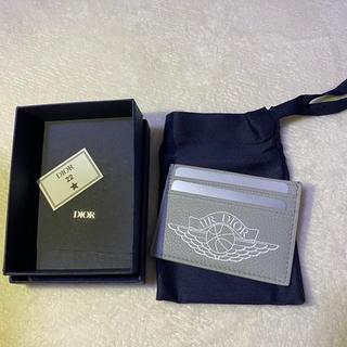 クリスチャンディオール(Christian Dior)の限定品 エアディオール カードケース(名刺入れ/定期入れ)