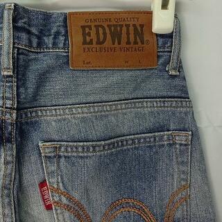 EDWIN - 【新作・美品】メンズ★【EDWIN 403 XV STANDARD】デニム
