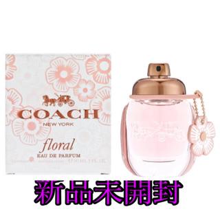コーチ(COACH)のコーチ フローラル ブラッシュ オードパルファム  30mL(香水(女性用))
