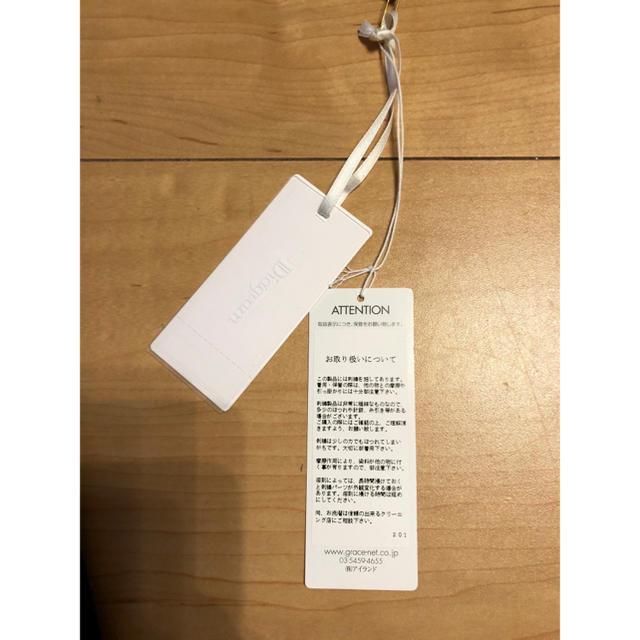GRACE CONTINENTAL(グレースコンチネンタル)の新品Diagram グレースコンチネンタルドレス パーティー 定価52800  レディースのフォーマル/ドレス(ミディアムドレス)の商品写真