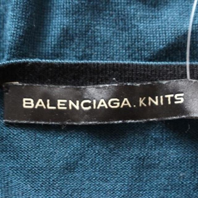 Balenciaga(バレンシアガ)のバレンシアガ 半袖セーター サイズ38 M レディースのトップス(ニット/セーター)の商品写真