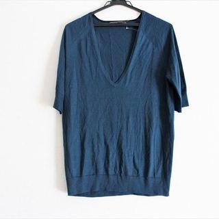 バレンシアガ(Balenciaga)のバレンシアガ 半袖セーター サイズ38 M(ニット/セーター)