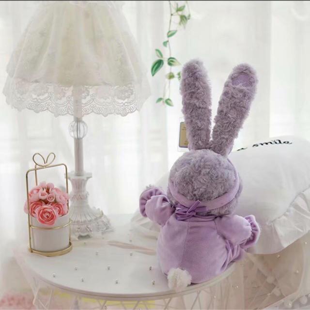 ステラ・ルー(ステラルー)の日本未発売 ステラルー  ベビーぬいぐるみ ディズニー ラス2  エンタメ/ホビーのおもちゃ/ぬいぐるみ(ぬいぐるみ)の商品写真