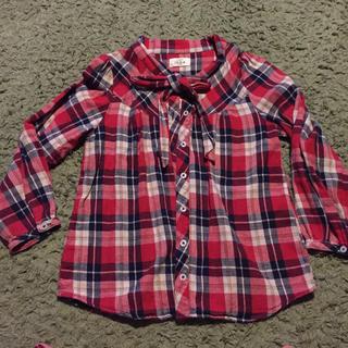 イッカ(ikka)のkids シャツ  ikka  130cm(Tシャツ/カットソー)
