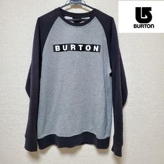 バートン(BURTON)のBURTON バートン  スウェット トレーナー(スウェット)