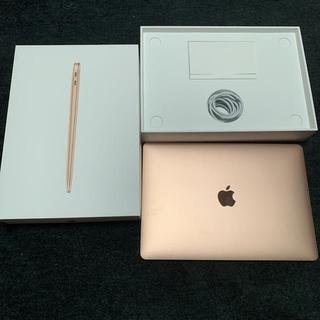 Mac (Apple) - MacBook Air 13インチ Retinaディスプレイモデル
